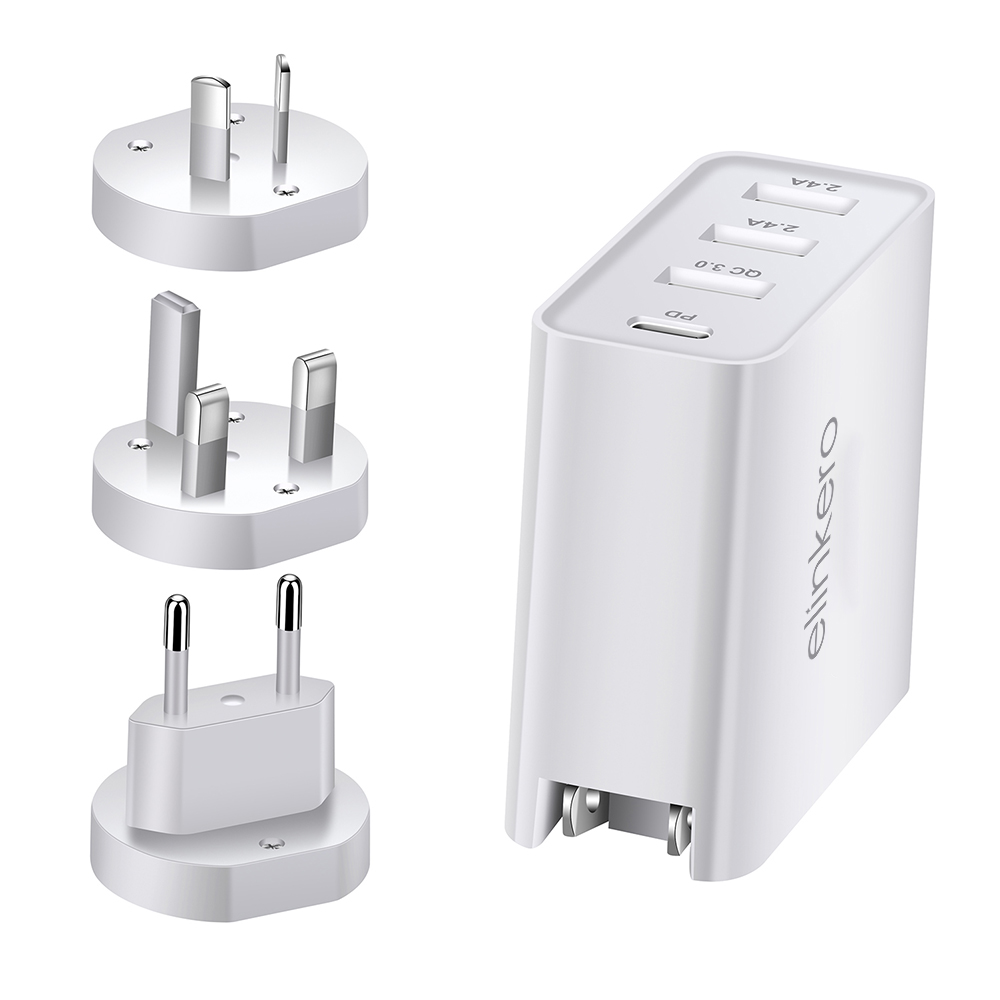 wholesale PD 48W charger white
