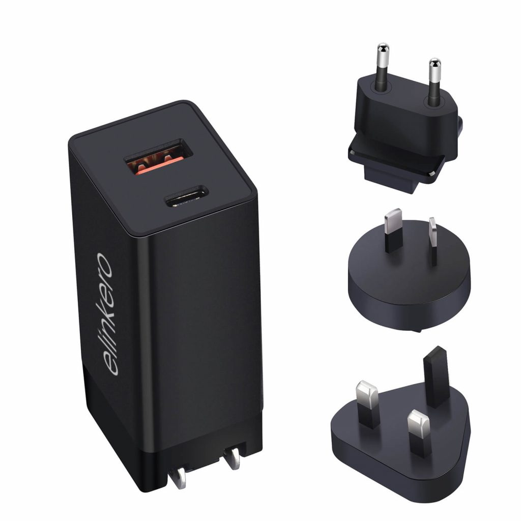 Wholesale 65W GaN chargers ,PD + USB-C chargers